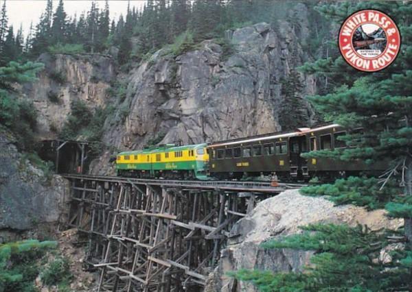 White Pass & Yukon Route Railway Alaska