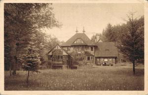 Czech Republic - Bartonova Utulna Jestřebí 02.25