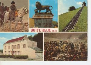 Postal 028564 : Waterloo 1815
