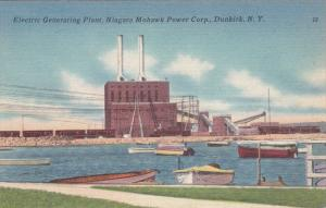 Electric Generating Plant, Niagara Mohawk Power Corp., Dunkirk, New York, 30-40s