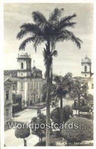 Real Photo Terreiro Bahia Brazil 1939
