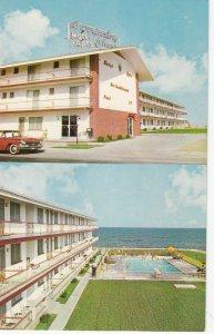 OCEAN CITY , Maryland , 50-60s ; Harrington Arms Motel & Apartments