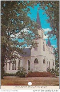 Plains Baptists Church Plains Georgia