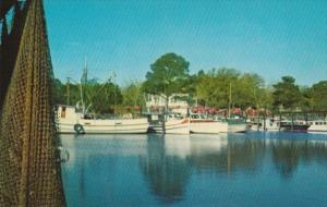 Mississippi Ocean Springs Inner Harbor