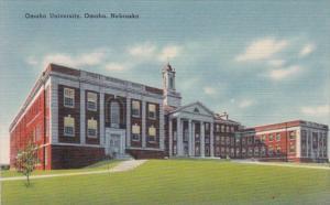 Nebraska Omaha Universsity Of Omaha