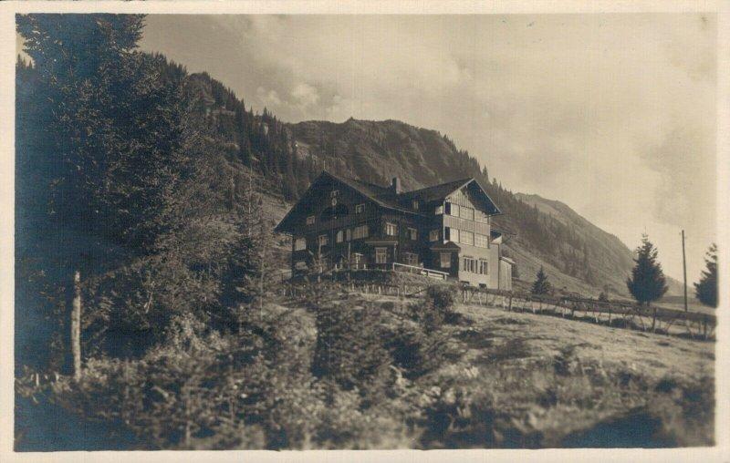 Germany Schrattenwang alpe hotel Schönblick 03.26