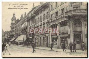 Old Postcard Point Central Bank Nancy Rue Saint Jean
