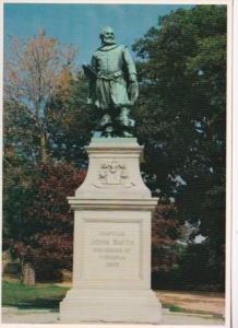 Virginia Captain John Smith Statue Colonial National Historical Park