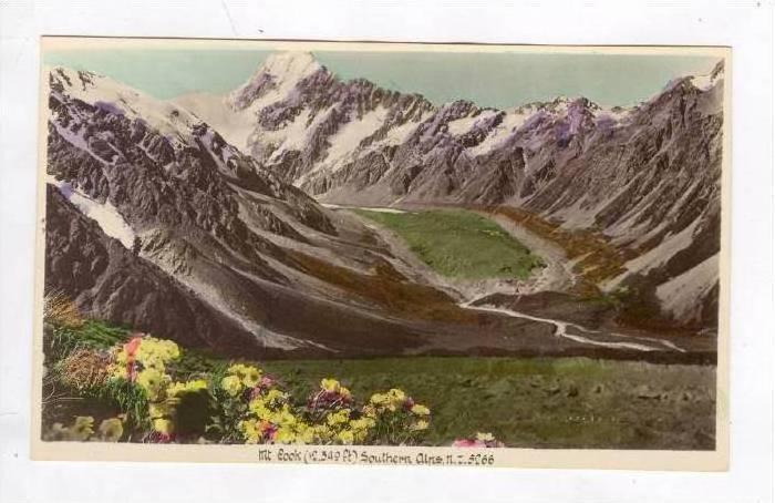 RP  Mt Cook, New Zealand, 20-40s