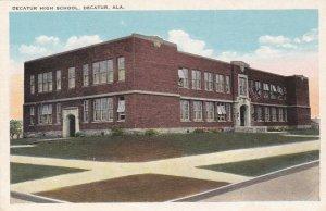 Alabama Decatur High School sk3186