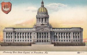 Kentucky Frankfort New State Capitol Building