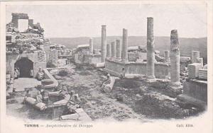 Tunisia Amphitheatre de Dougga