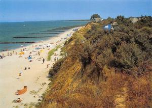 Ostseebad Ahrenshoop Hohes Ufer von Althagen Strand Beach Promenade