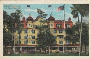 DE LAND , Florida , 1927 ; Hotel