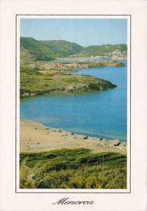Spain Menorca Coastal Scene