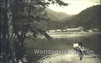 Japan Yumoto Hot Spring Nikko Yumoto Hot Spring Nikko Real Photo
