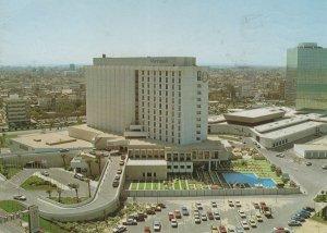 Bahrain Sheraton Hotel Manama 1980s Postcard