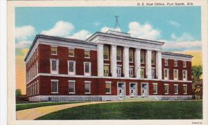 Post Office , FORT SMITH , Arkansas , 10-30s