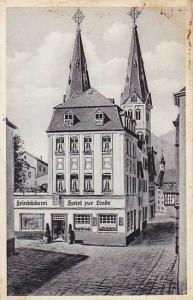 Hotel Zur Linde, Boppard Die Perle Am Rhein, Rhineland-Palatinate, Germany, 1...