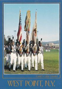 New York West Point Cadet Color Guard United States Military Academy