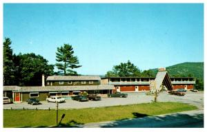 Vermont  Bellows Falls , The Highlands Motel and Restaurant