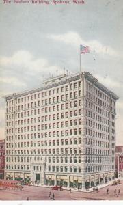 SPOKANE , Washington , 00-10s : The Paulsen Building