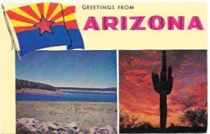Greetings from Arizona.