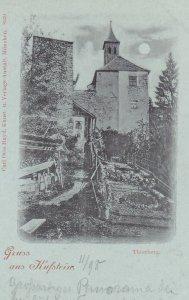 RP: Gruss aus KUFSTEIN , Thierberg , Austria , 1898