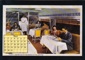 1987 Calender Series March From Postcard Collector Magazine
