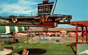 New Mexico Roswell Best Western Royal Motel