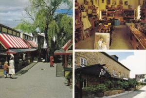 3 Views, Shops in German Tourist Village, Mt. Lofty Ranges, Adelaide, South A...