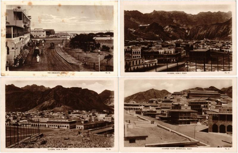 YEMEN / ADEN  AFRIQUE AFRICA 52 CPA pre - 1940