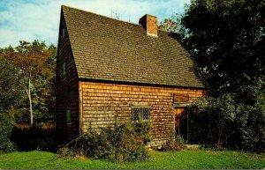 Massachusetts Medford Peak House