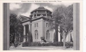 GAINESVILLE, Tennessee; Whaley Memorial Methodist Church, 20-30s