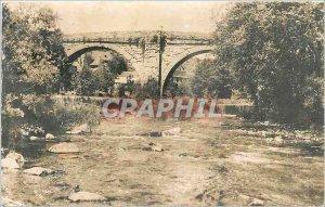 Old Postcard Monastier Lozere