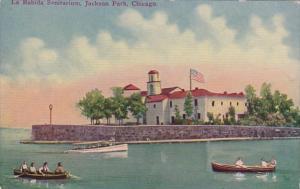 Illinois Chicago La Rabida Sanitarium In Jackson Park