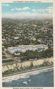 SANTA MONICA , California , 1924 ; The Miramar