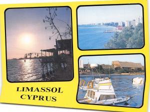 Cyprus Limassol multiviews Panorama General view