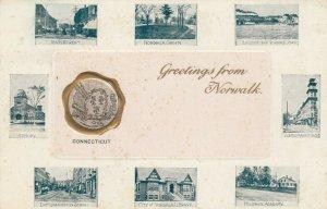 NORWALK , Ct. , 1900-10s ; Multi view