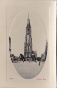 Church Nieuwe Kerk Delft Netherlands