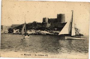 CPA MARESEILLE .- Le chateau  (156937)