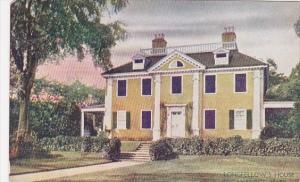Massachusetts Cambridge Longfellows House 1906