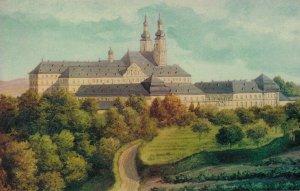 Germany Schloss Banz von Nord West 03.32