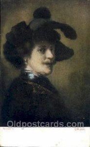 Rembrandt Famous People Unused