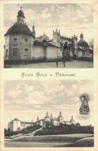 Czech Republic svatá hora u příbrami 02.72