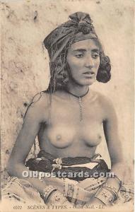 Ouled Nail Arab Nude Unused