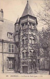 Bourges , France , 00-10s : La Cour du Petit Lycee