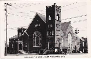 RP: Methodist Church, EAST PALESTINE, Ohio, 1950s