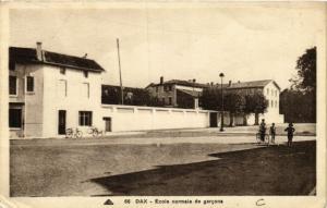 CPA Dax - Ecole Normale de Garcons (776622)