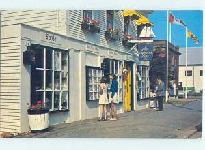 Pre-1980 STORE SHOP SCENE St. Andrews - Near St. John New Brunswick NB AF2558